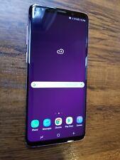 Samsung Galaxy S9+ Plus SM-G965U (Unlocked) 64gb Lilac Purple Smartphone