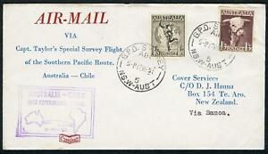 14 Mar.1951 (AAMC.1271c) Sydney - NZ via SAMOA