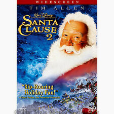 Disney Tim Allen Family Christmas Comedy The Santa Clause 2 Widescreen DVD