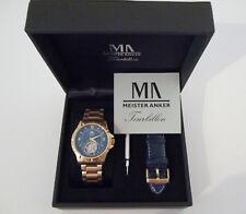 Meister Anker Luxus Tourbillon Gold Limited Nr. 040 / 150 Uhr Neu UVP: 3199 €