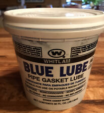 Witham Blue Lube Pipe Gasket Lube 32� Ounces