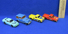 Vintage Die Cast Pick up Truck 1980 Kidco Thunderbird Apache Truck Yatming Jeep