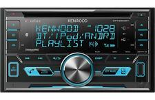 Kenwood eXcelon DPX593BT 2-DIN Bluetooth Car Stereo CD Player Receiver