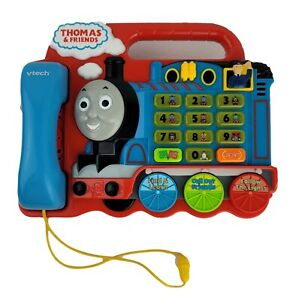 Thomas & Friends Calling All Engines Phone Learning Telephone Toy VTech 2007