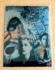 TOPPS THE X-FILES SEASON TWO TRADING CARDS;  i3 ETCHED FOIL CHASE CARD