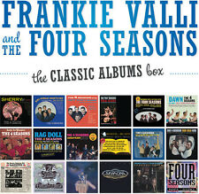 The Four Seasons, Frankie Valli & Four Seasons - Classic Albums Box [New CD] Box