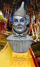 Tin Man Wizard of Oz Painted Resin Bust