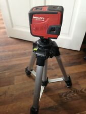 HILTI PMC 46 LASER SET WITH TRIPOD AND OTHER ATTACHMENTS (2)