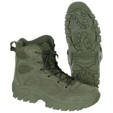 MFH Stivali Anfibi Scarponi uomo donna militari escursioni Boots Commando