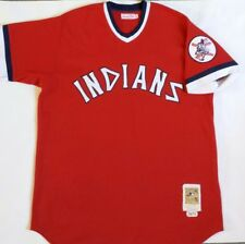 69630fba3e2 1975 Cleveland Indians  20 Frank Robinson Mitchell and Ness Jersey Size 3XL