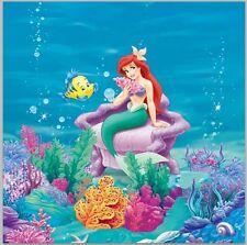 8x8FT Little Mermaid Ariel Princess Corals Sea Custom Photo Background Backdrop