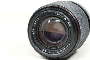 Tokina AD 70-210mm Lens for Pentax K-A Mount!!!