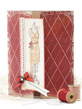 Fabulous Stamped Frames Creative Greeting Card Designs Paper Crafting Book