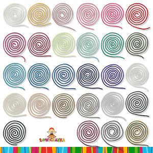 10 m Baumwollkordel geflochten Schnur Seil Makramee Ø 5 mm | 28 Farben Auswahl