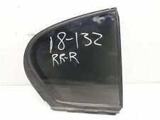 2006 Lexus GS300 Rear RIGHT back door vent glass window 68123-30611