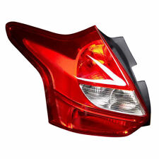 FORD FOCUS 2011-2014 HATCHBACK REAR LIGHT LAMP RED/CLEAR PASSENGER LEFT N/S