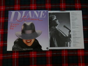 Diane Schuur Talkin 'bout you LP