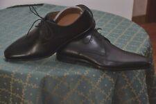 MAGNANNI 17567 mens Black Calf Derby formal shoes size 43