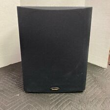 "PARADIGM PDR-10 V3 - BLACK 10"" 100 WATT POWERED SUBWOOFER - CLEANED - TESTED"