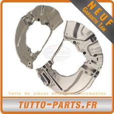 2 Protections Disque De Frein Avant Gauche + Droit BMW E60 E61 - 34116767647