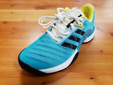 Adidas Junior Barricade 2018 Preowned Tennis Shoe Size 4.5