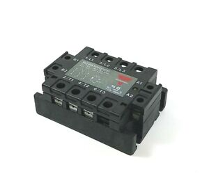 CARLO GAVAZZI RZ4810HDP0 -NEW- SOLID STATE RELAY; 480V