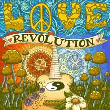 Love Revolution by Tim Hamm (CD, New) Usually ships within 12 hours!!!