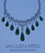 LIVRE/BOOK : VAN CLEEF & ARPELS (bijoux de collection,antique,tiara,collier,bag)