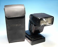 Minolta Program 3500xi Blitzgerät  Flash unit für Minolta - (202774)