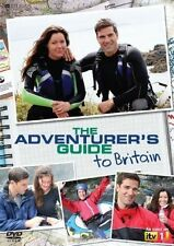 THE ADVENTURER'S GUIDE TO BRITAIN GETHIN JONES ITV1 UK 2011 REGION 2 DVD EXCEL