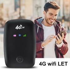 AT&T Portable 4G LTE FDD Router US Mobile Wifi Hotspot Modem SIM Card Slot