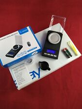 JamBer Digital Milligram Pocket Scales 0.001g x 50g, Electronic Weighing Scales
