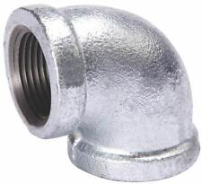 NEW B&K 3 INCH GALVANIZED PIPE THREADED 90° ELBOW FITTING PLUMBING 3853793