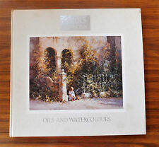 Ivars Jansons - Oils and Watercolours - 1988 First Edition with Prints