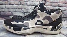 Men's Reebok ZPUMP RISE Shoes Sz 13 BASKETBALL STONE CHALK WHITE AQ9506