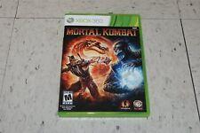 Mortal Kombat Genuine Game NEW Xbox 360