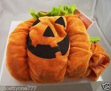 pumkin costume dog pet clothes Halloween outift  doggy puppy pumpkin