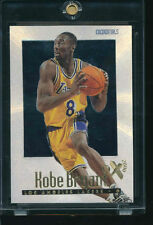 1/1 KOBE BRYANT 1996 EX CREDENTIALS RC 8/499 & 24/499 BOTH JERSEY NUMBERS LAKERS