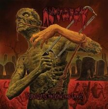 Autopsy - Tourniquets, Hacksaws and Graves CD 2014 jewel slipcase death metal