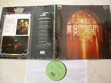 CTA / Mardi rahayu Lord ´s Days Live XIAN 1973 FOC LP schwann ams étiquette