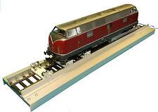 Banco di prova RULLI PER Traccia 0 Locomotive DIGITALE/Analogico TOP OFFERTA