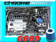 BLUE AIR INTAKE FILTER ADAPTER KIT FOR 02 03 04/2002 2003 2004 INFINITI I35 I 35