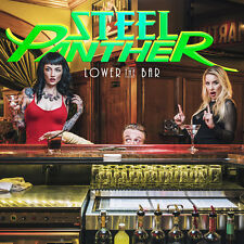Lower The Bar - Steel Panther (2017, CD NEUF)