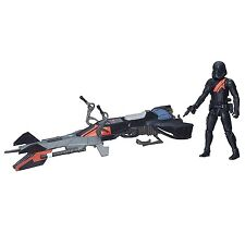 Star Wars The Force Awakens 3.75-inch Vehicle Elite Speeder Bike - NIP