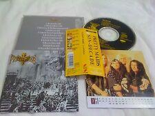PRETTY MAIDS / sin-decade /  JAPAN LTD CD OBI calendar