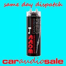 BOSS AUDIO 4 FARAD CAPACITOR POWER CAP DIGITAL VOLTAGE DISPLAY CPBK4