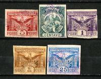Mexico Stamps 1899 Revenue