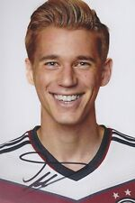ERIK DURM 1 DFB EM WM 2014 2018 BVB Foto 13x18 signiert IN PERSON Autogramm