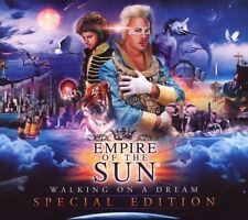 "EMPIRE OF THE SUN ""WALKING ON A..(SPECIAL EDT)""2 CD NEU"