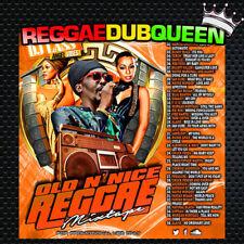 DJ Lass - Old N Nice Reggae Mixtape. Reggae Mix CD. February 2018